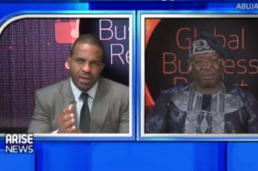 ARISE NEWS Interviewed 2nd Deputy President of NACCIMA Dele Kelvin Oye Esq. on Nigeria's Organized Sector's Approach to Business Recovery