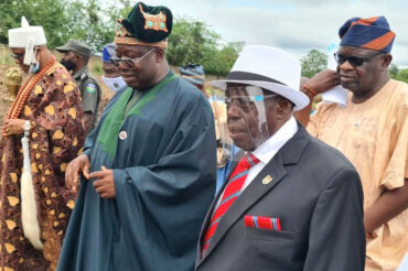 Commissioning and Foundation laying of ABUAD Industrial Park